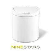《NINESTARS》美國NINESTARS感應式掀蓋垃圾桶DZT-8-29S
