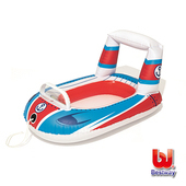 《Bestway》海上小王子造型小艇-2款(飛船)