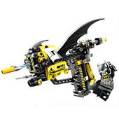 積木-英雄手槍系列 25*16*5cm(蝙蝠俠)