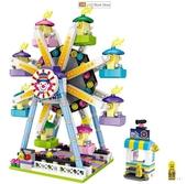 積木-遊樂園系列繽紛摩天輪 $229