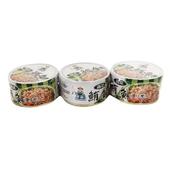 《同榮》蔬菜鮪魚(煙仔虎) 鮪二號B罐(180gx3罐/組)