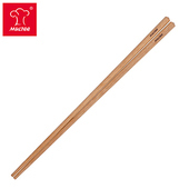 《摩堤MULTEE》34cm鐵木料理筷(土黃色)