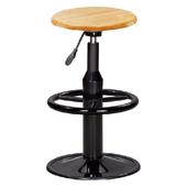 《IN 生活》比亞吧台椅(木)(木紋)