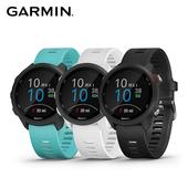 《Garmin》Forerunner 245 Music 進階訓練GPS 智慧跑錶(天藍)