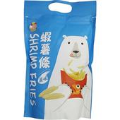 《北極熊》蝦薯條-80g/包(原味)
