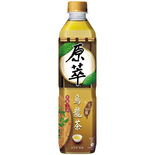 原萃 烏龍茶(含文山包種)(580mlx4)