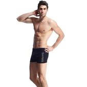《SARBIS》大男四角泳褲加贈泳帽B52901(M)