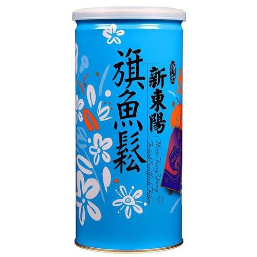 《新東陽》精緻旗魚鬆(270g)