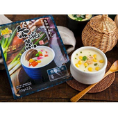 《金錢豹》日式茶碗蒸蛋粉(魚板玉米)(20g*2入)
