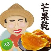 《遊食趣》芒果乾(100gx3包)