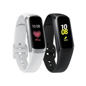 《Samsung》Galaxy Fit 智慧手環(銀色)