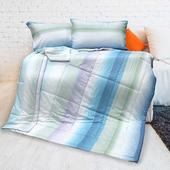 《Indian》新科技天絲吸濕排汗涼被(加贈枕套2個)-多款任選(炫彩人生)