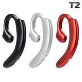 《SOYES》不入耳式超輕真無線單耳藍牙耳機T2(公司貨)黑色 $399