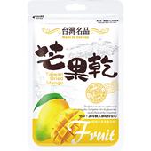 《台灣名品》芒果乾(60g/包)
