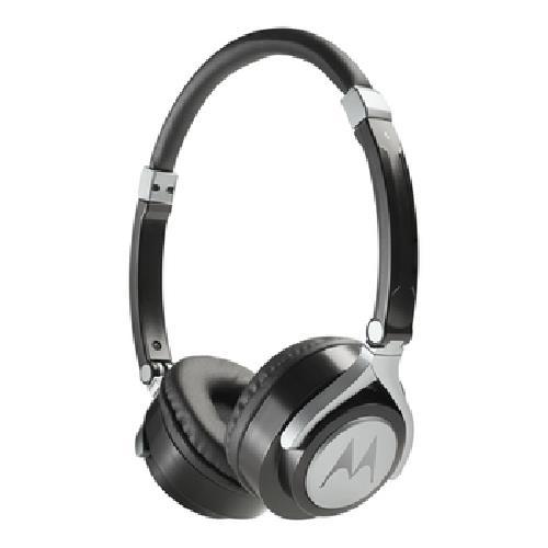 《Motorola》頭戴式耳機 Pulse 2(黑色)