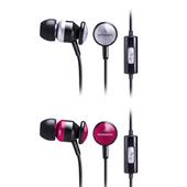 《WONDER》金屬感入耳式耳麥 WA-E09M星鑽銀/銀紅 顏色隨機出貨 $279
