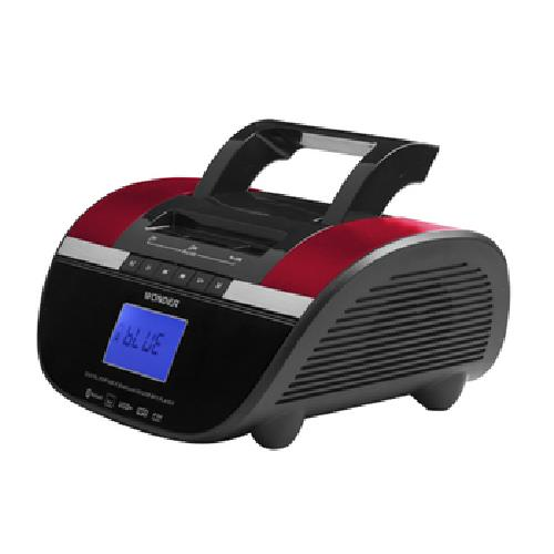 《WONDER》藍芽隨身音響 WS-T004U(紅/藍 顏色隨機出貨)
