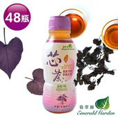 《翡翠園芯茶》紫地瓜茶(薄荷口味) 350ml/罐(x48罐)