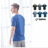 陽離子舒適短袖衫(顏色隨機出貨)(M)