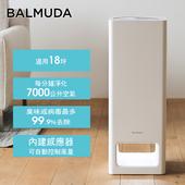 《BALMUDA》The Pure空氣清淨機 A01D-WH