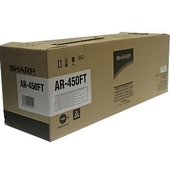 《SHARP》SHARP AR-450FT 原廠碳粉匣(AR-450FT 原廠碳粉匣)