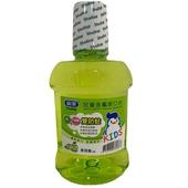 《刷樂》兒童含氟漱口水(青蘋果口味)(500ml/瓶)