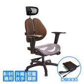 《GXG》GXG 高雙背網座 工學椅 (升降扶手)  TW-2806 EA2(七色可選)
