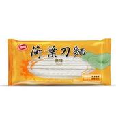 《鄉傳》荷葉刀麵(原味)(600g/包)