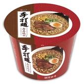 《手打麵》壽喜燒牛風味(110g/桶)