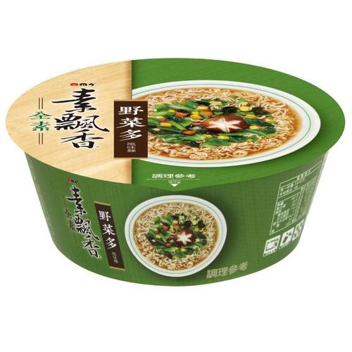 素飄香 野菜多風味麵(85g/桶)