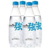 《Cheers》EX 強氣泡水(500ml*4瓶/組)