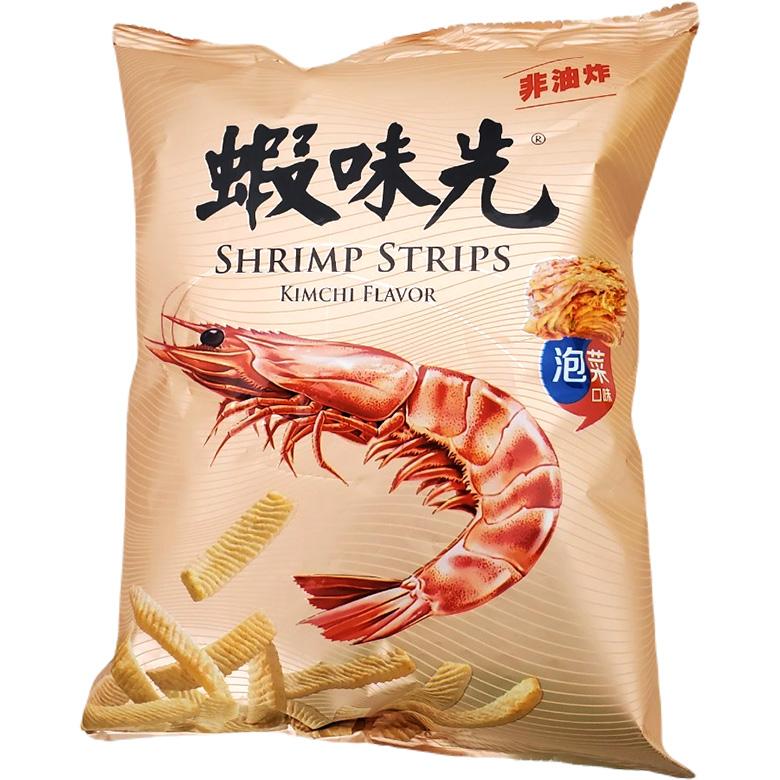 《裕榮》蝦味先-泡菜(115g)
