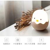 17mall 蛋殼雞小夜燈(暖光)