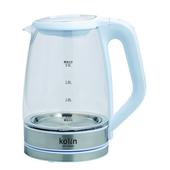 《Kolin 歌林》2L玻璃快煮電茶壺 KPK-LN205G