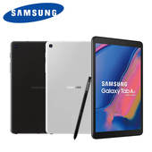 《Samsung》Galaxy Tab A 8.0 (2019) with S Pen P200智慧平板電腦(黑色)