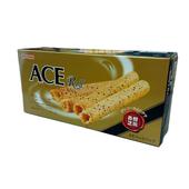 《優龍 ACE》蛋捲-110g/盒(香醇芝麻)