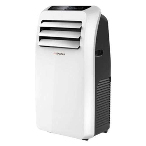 《SANSUI 山水》移動式冷氣SSA-110(冷暖型)