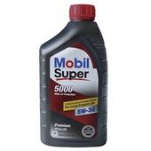 美孚超級5W30機油(946ml(1QT))