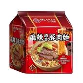 《台酒TTL》麻辣酒香豚肉麵(200g*3入/袋)