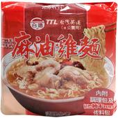 麻油雞袋麵