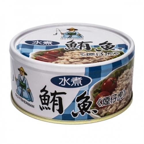 同榮 水煮鮪魚(煙仔虎)(180公克x3罐/組)