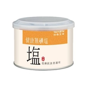 《台鹽》健康無碘鹽(300g/罐)