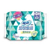 《蘇菲》蘇菲清新涼感溫和舒涼小黃瓜精華(極薄25cm 12片/包)蘇菲系列任選三件贈絲花濕紙巾