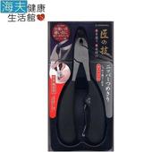 《海夫健康生活館》日本GB綠鐘 匠之技 鍛造不銹鋼硬指甲剪(G-1026)