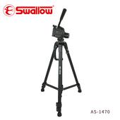 《Swallow》SA-1470 鋁合金握把式三腳架