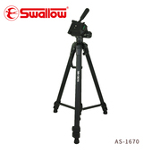 《Swallow》SA-1670 鋁合金握把式三腳架