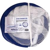 折疊式雙層曬衣網 雙層晾衣籃直徑60cm $49