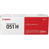 《CANON》CRG-051H 原廠黑色高容碳粉匣