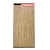 《FP》系統E1三格一門櫃 原木紋色(W41.5*D30*H90.1CM / ST-103D)