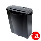 《利百代》利百代 LB-0909 直條式多功能專業碎紙機 容納12公升(LB-0909)